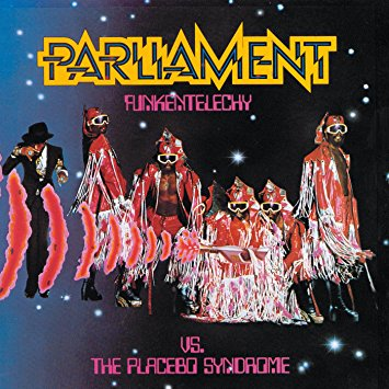 Buy Parliament's CD Funkentelechy Vs. The Placebo Syndrome now!