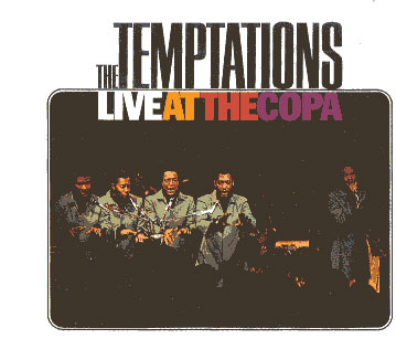 Buy The Temptations's CD Live At The Copa now!