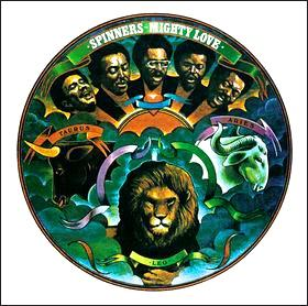 Buy Spinners's CD Mighty Love now!